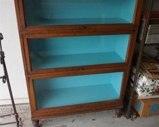 lawyers bookcase