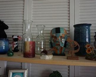 pottery, decor