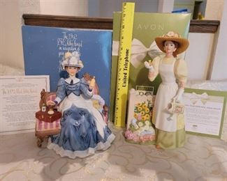 1992 and 2008 Mrs Albee Award~ Avon