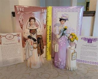 2000 and 2001 Mrs Albee Awards ~ Avon