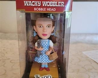 The Wizard of Oz Dorothy and Toto Bobble Head