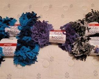 5 New Rolls of Yarn
