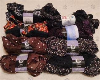 8 New Rolls of Lace with Edging