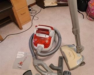 Electrolux Twin Clean Vacuum