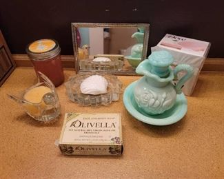 Avon Collectibles and Variety of Soaps
