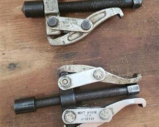 (2) Kent-Moore J-22888 Side Bearing Jaw Puller
