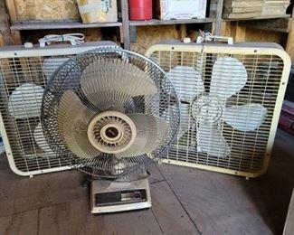 3 Fans