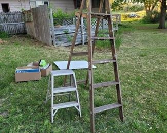 2 Step Ladders