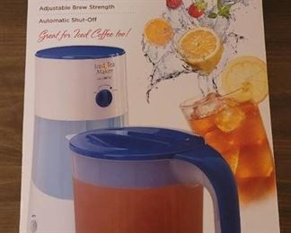 NEW Mr Coffee Ice Tea Maker