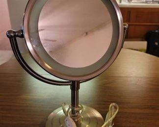 Vanity Mirror with Light~ Works