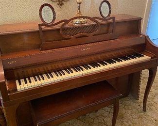 Harrington Piano
