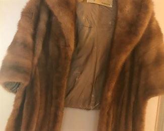 Nellie Fur Coat