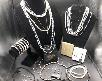 001 Elegant Collection of Fresh Water Pearls