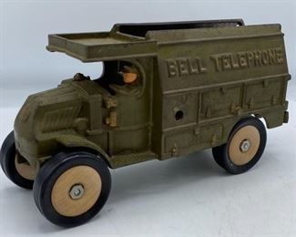 Bell Telephone Toy Truck