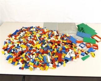 Large Lot of Vintage Legos