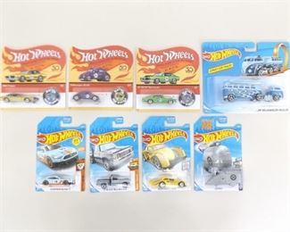 Lot of Misc. NEW Collectible Hot Wheels
