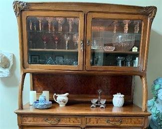 Gorgeous, antique cupboard