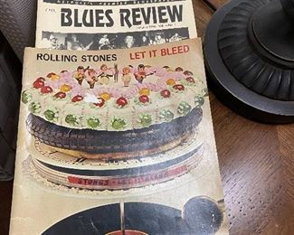 Blues Review Booklet