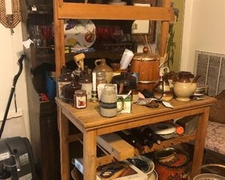 Work and storage stand
