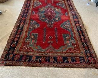 Handmade Iranian Rug