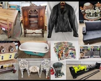 Dunaway, Field Others Online Auction