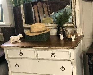 Empire style dresser