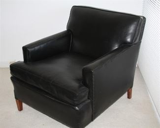 Leather Chair $150