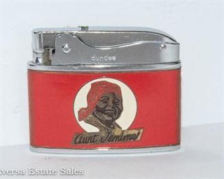 Vintage Aunt Jemima Cigarette lighter