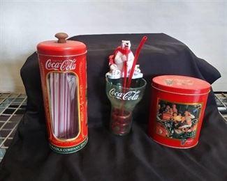 Classic Coca-Cola Collectables