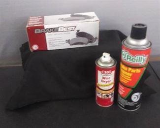 Brake Best Disk Break Pads ,Wire Dryer, Break Parts Cleaner
