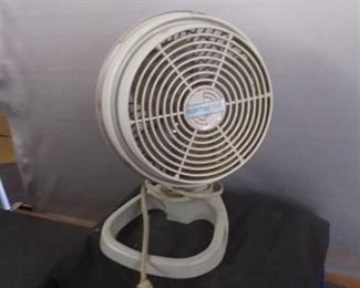 Holmes Air Gray Small Fan( Works )
