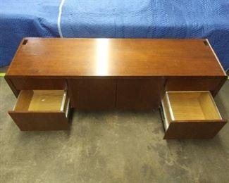 Solid Wood Credenza 72 x 20 x 29
