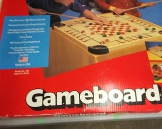Carrom Wooden Gameboard Play More Than 100 Games