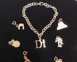 Diamonds International Bracelet & Charms