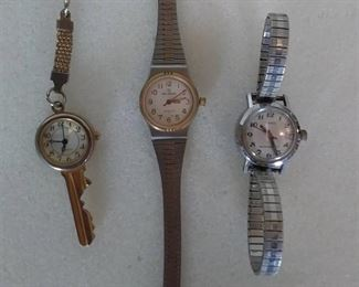 Vintage Watches Helbros & Timex