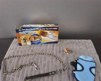 Pedi Paws Incredible Pet Nail Trimmer , And Other Pet Items