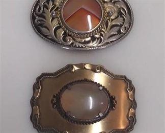 Designer Belt Buckles & Bolos