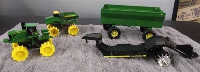 John Dear Tractor Toys