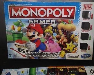Monopoly Gamer Nitendo