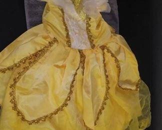 Kids Size Princess Bell Dress