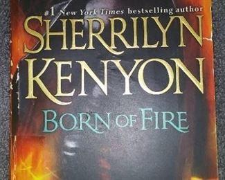 Books - 6 Romance Novels By Jeaniene Frost & Sherrilyn Kenyon