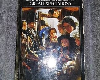 Books - 5 Books with Charles Dickens, Hemingway & Others