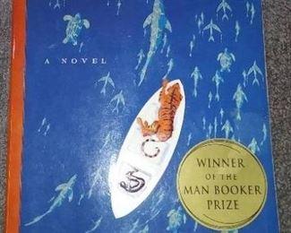 Books - 2 Books Life of Pi By Gann Mattel & When We Were Vikings By Andrew David MacDonald
