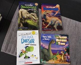 Books - 1 Bag & 16 Children Books