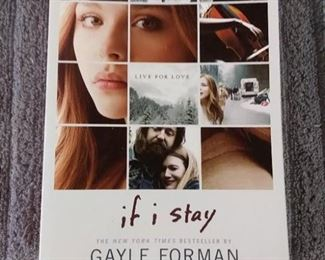 Books - 4 Books with IF I Stay By Gayle Forman & What Happens Next By Colleen Clayton