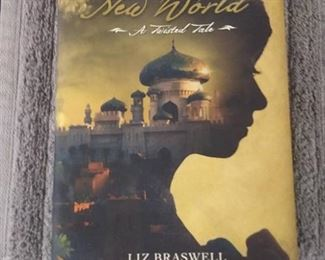Books - 3 Books with A whole New World By Liz Braswell & Bhagavad Giti As It Is