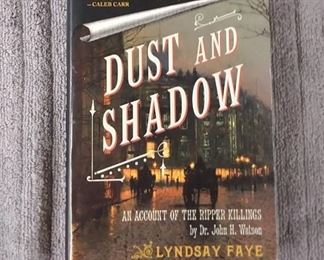 Books - 3 Books Accounts of Time in History with The Good Time Girls By Lael Morgan & Dust and Shadow By Lindsey Faye