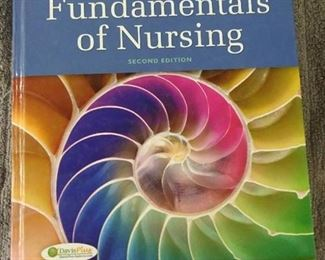 Books - Fundamentals of Nursing Second Addition Volume 1 & 2 By Wilkinson & Treas