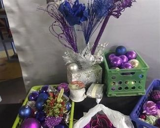 Christmas Ornaments/Decorations
