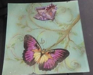 Spring Butterfly Home Decor